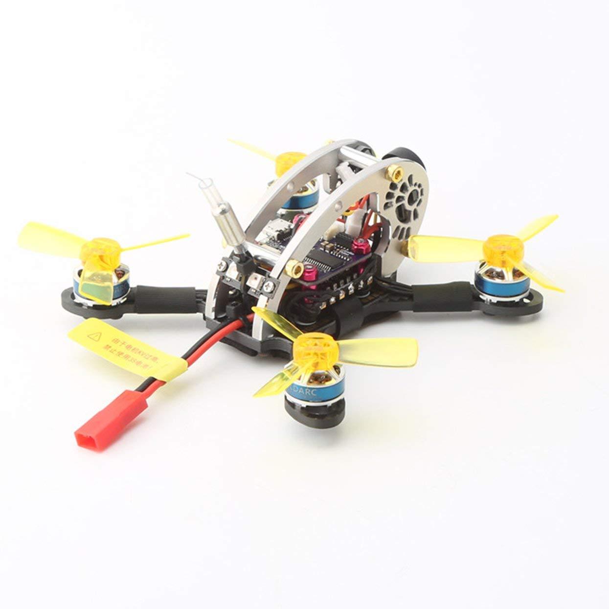 Für LDARC FPVEGG V2 5,8G Micro Mini Brushless FPV RC Racing Drone Quadcopter mit AC900 Empfänger VTX Kamera OSD PNP Version