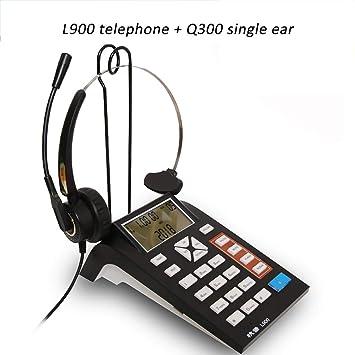 Teléfono Línea directa para el consumidor L900 Centro de llamadas ...