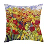 HADLEY HOUSE Spring Fling Decorative Pillow, 18x18