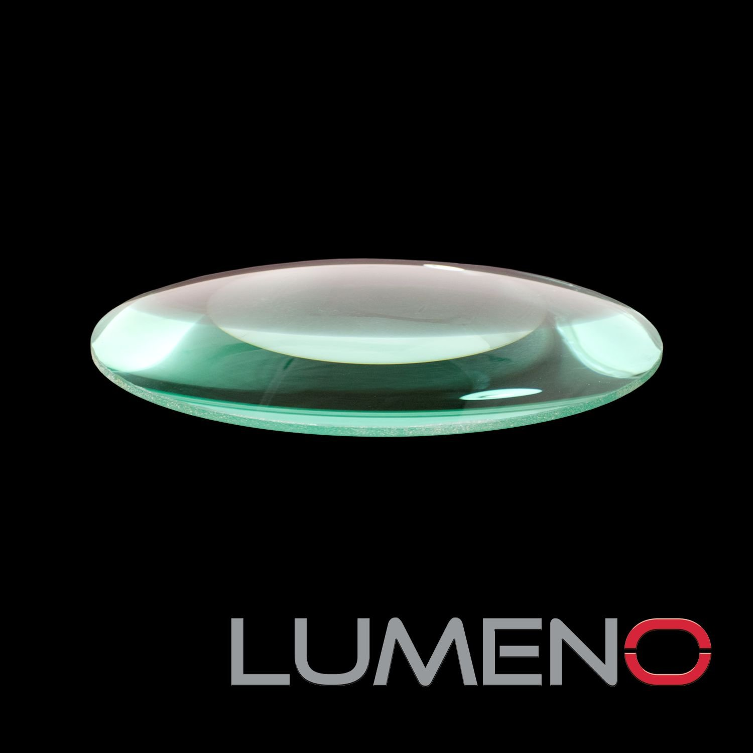 Lumeno 624X Lens for Magnifying lamp, 3 or 5 dioptres, 170mm, magnifier lamp, enlargement, different dioptres, cosmetic salons, doctor's surgery 5 dioptre