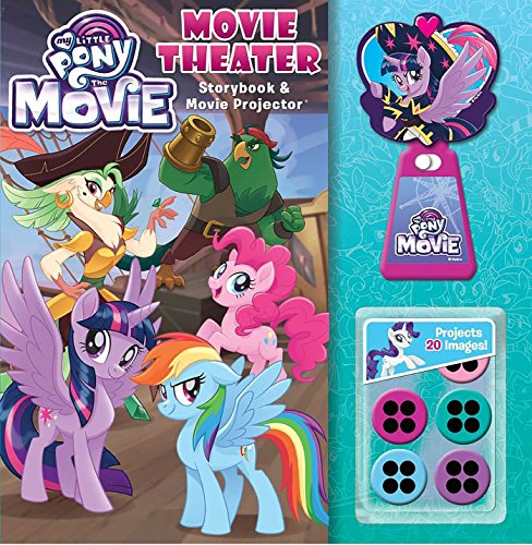 My Little Pony: The Movie: Movie Theater Storybook & Movie Projector® (M Horse Smartphone)