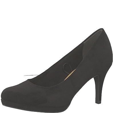 047d9e8a7fac40 Tamaris Femme Escarpins Classiques 1-1-22464-32, Dame Chaussures á Talons