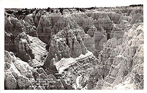 Badlands Postcard - 3