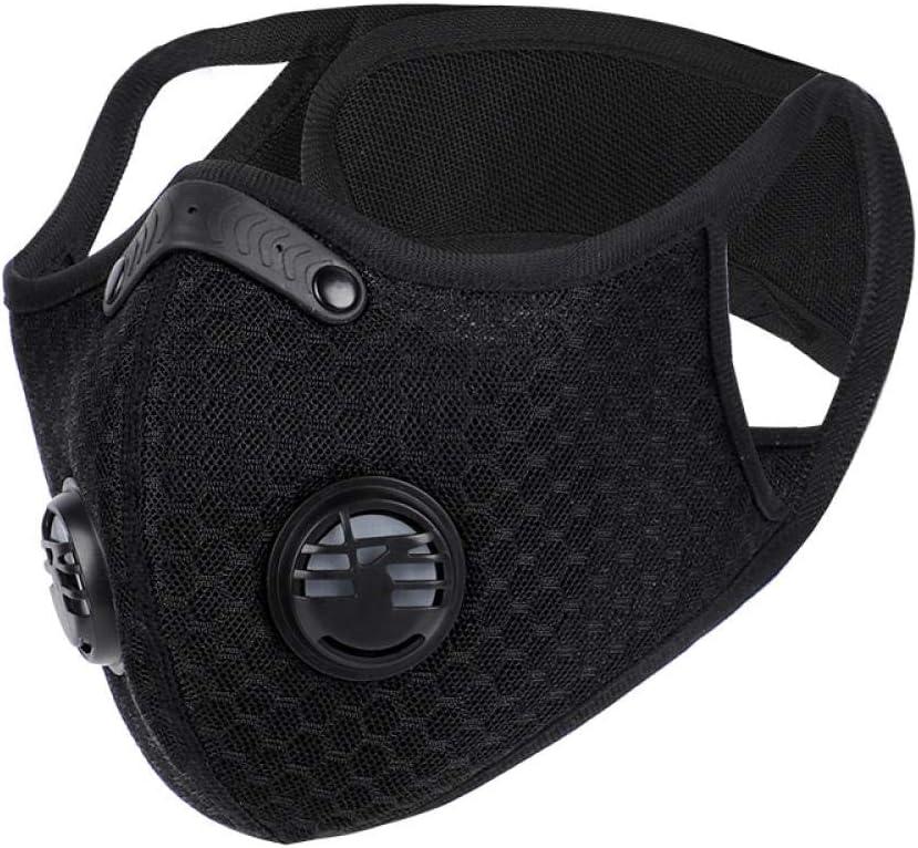 dsfved Máscara de Fitness máscara Deportiva máscara de Entrenamiento de altitud anaeróbica