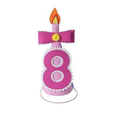 Amazon.com: LUOEM - Gorros de fiesta de cumpleaños para ...