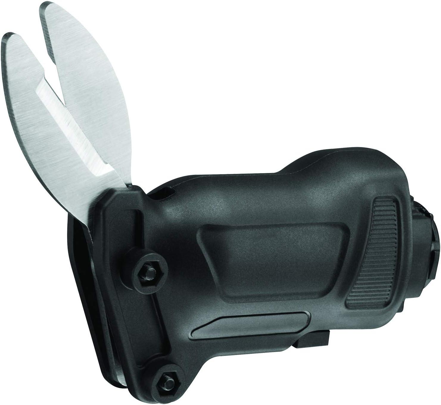 Black Decker Multievo Universalscheren Kopf Variable Drehzahl Für Multifunktionswerkzeug Multievo Kopfwechsel Per Knopfdruck Für Tapete Teppich Gummi Draht Oder Metall Mts12 Baumarkt