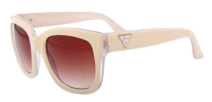 Guess Sonnenbrille GU7222 creme Fl6dSYD