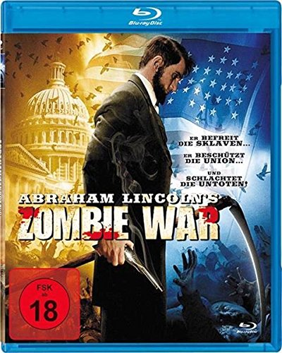 Abraham Lincoln's Zombie War -