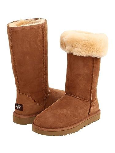 ugg australia women s classic tall boot che 5 amazon co uk shoes rh amazon co uk