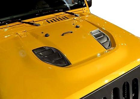 Amazon.com: DIYTuning, parrilla frontal para Jeep Wrangler ...