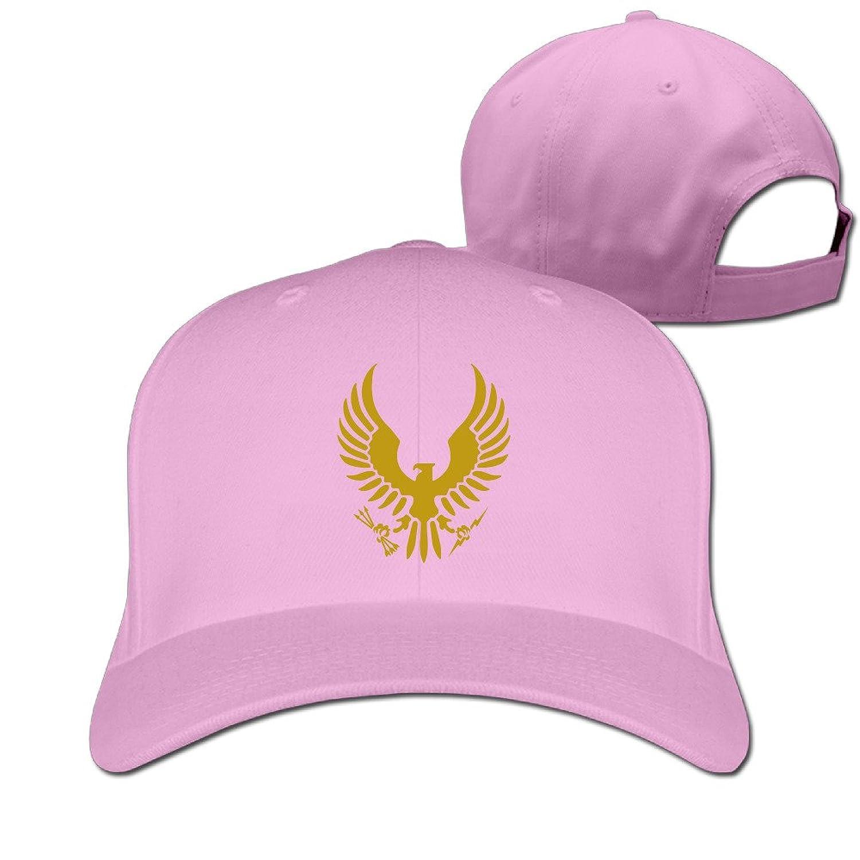 ALIZISHOP Spartan Corps Logo Peaked Baseball Caps Hats For Unisex