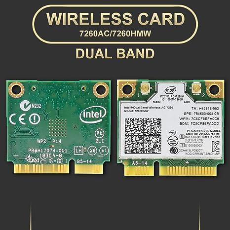 Tarjeta de red inalámbrica para ordenador portátil, tarjeta ...
