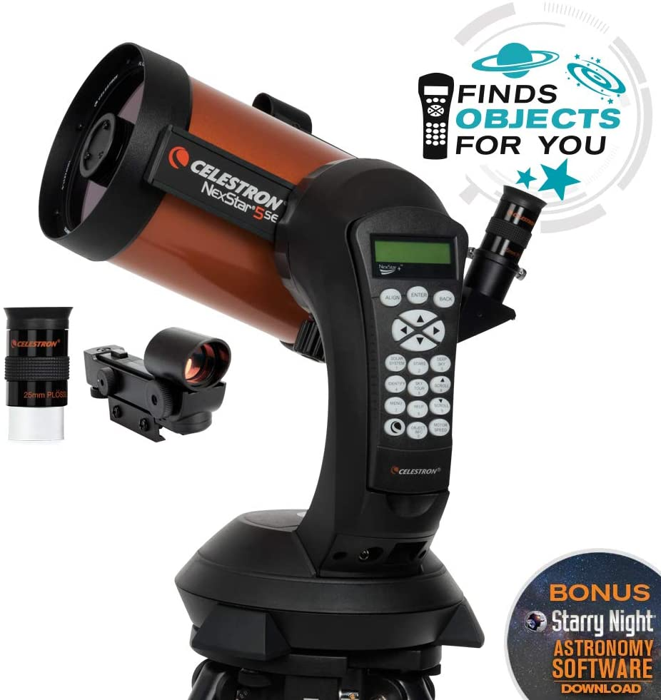 5 Best Celestron Telescopes and Binoculars in USA (2020)