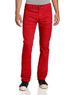 Levi's Men's 511 Slim Fit Twill Pants, Jester Red, 33x32 (B00C7WDTW0) | Amazon price tracker / tracking, Amazon price history charts, Amazon price watches, Amazon price drop alerts