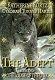 Front cover for the book The Adept by Katherine Kurtz