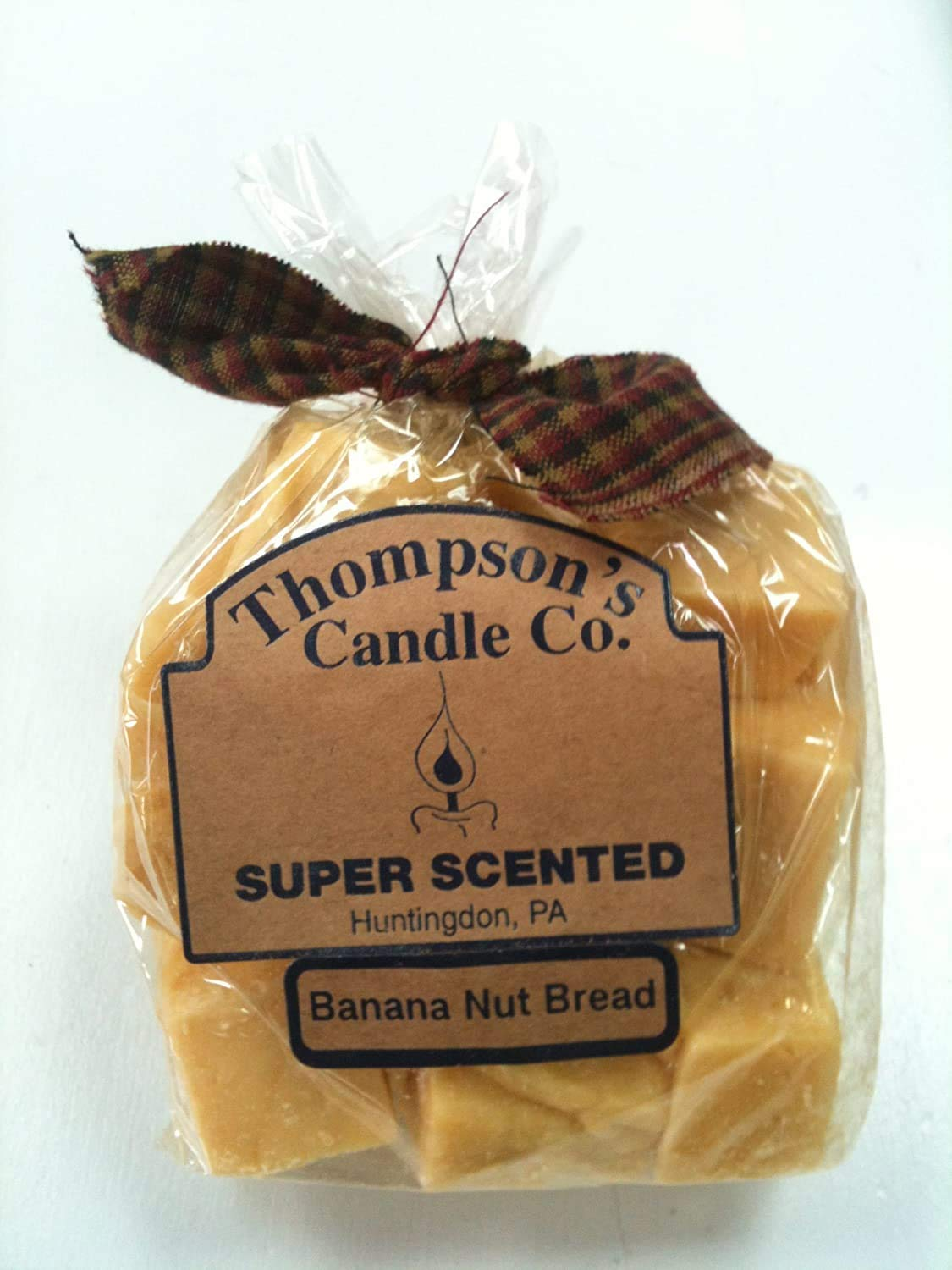 Thompson's Candle bncr Super Scented Banana Nut Bread Crumbles, 6 Ounce