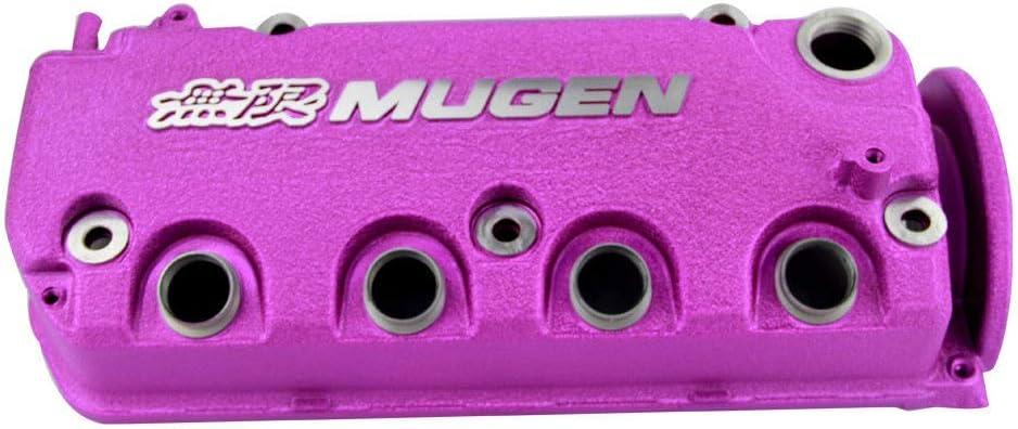 PURPLE MUGEN Racing Rocker Engine Valve Cover For Civic D16Y8 ...