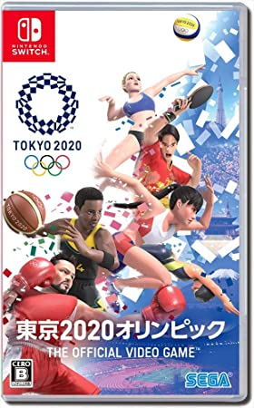 Sega Olympic Games Tokyo 2020 For NINTENDO SWITCH REGION FREE ...
