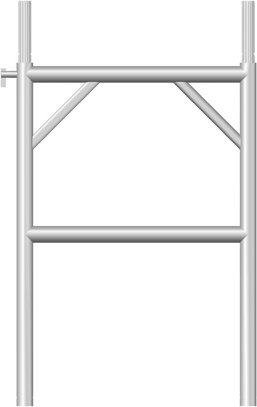 ALTEC AluSprint Ger/üstrahmen Vertikal //Ausgleichsrahmen 1,0m