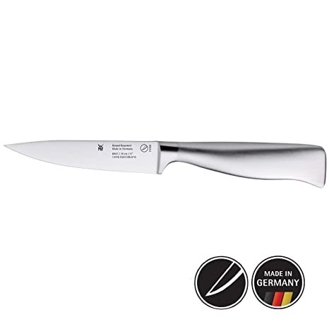 WMF Cuchillo pelador, longitud de hoja 10cm, colección Grand Gourmet