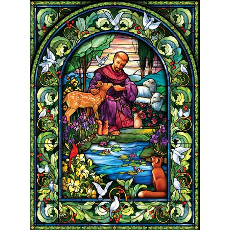 SunsOut St. Francis 1000 pc Jigsaw Puzzle