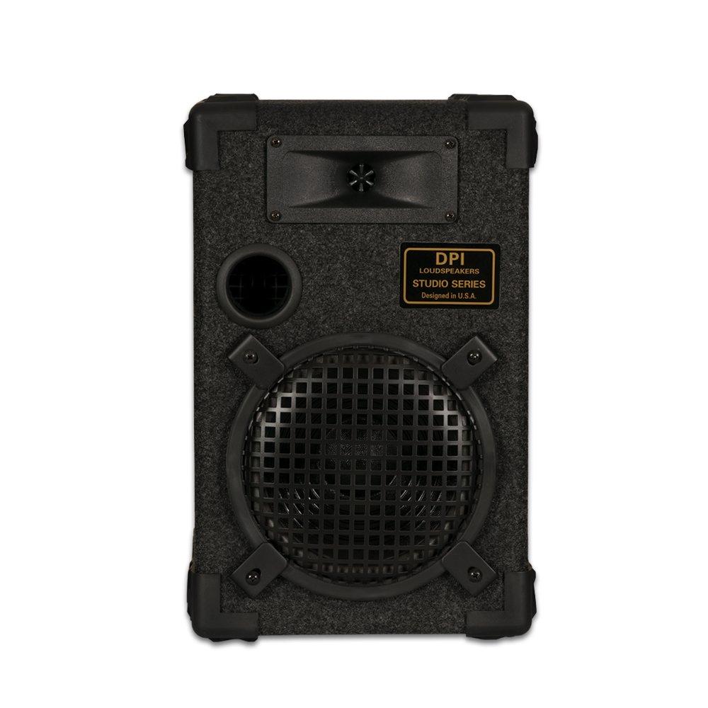 Amazon.com: Goldwood sonido dpi-800 C/8 pasivo 8