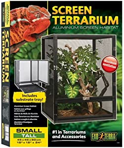 Exo Terra Screen Terrarium (small)