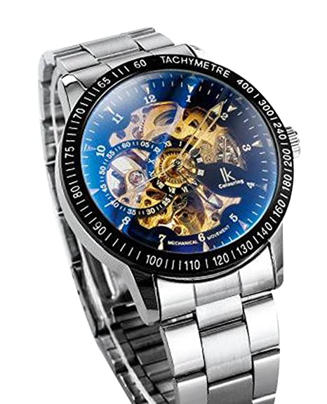 ibay wish gift IK-01 GZIE-01 - Reloj color plateado