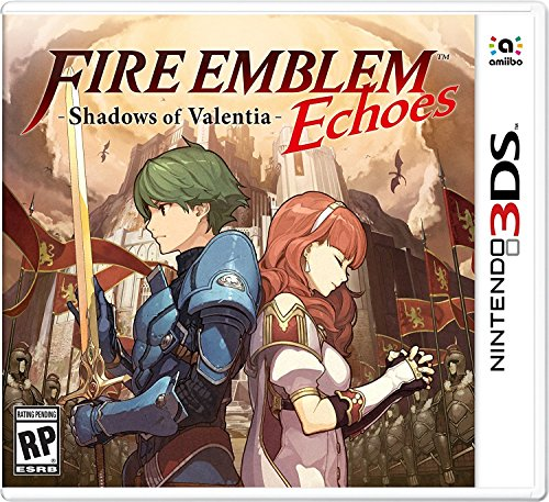 Fire Emblem Echoes: Shadows of Valentia (Fire Emblem Echoes Shadows Of Valentia Nintendo 3ds)