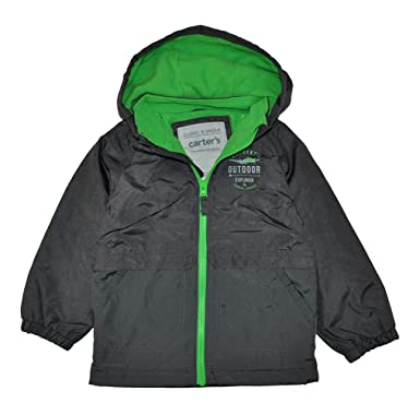 87ae6be5d Amazon.com: Carter's Boys' Fleece Lined Perfect Midweight Jacket ...