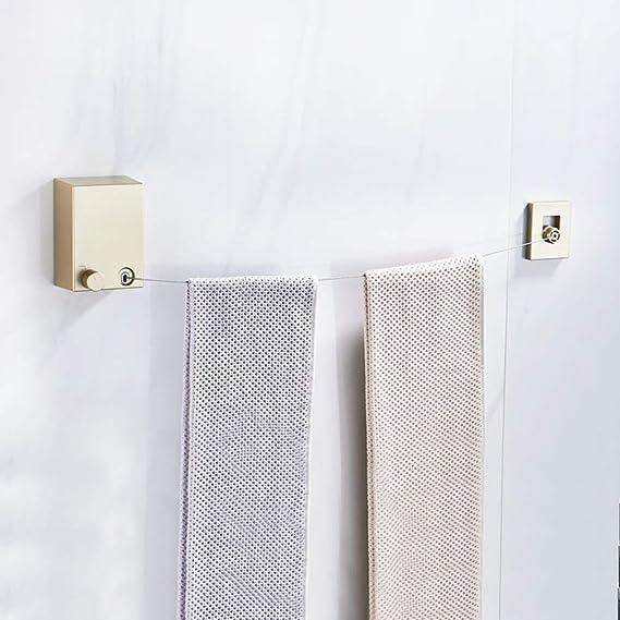 Amazon.com: JOOM - Tendedero retráctil para interior (funda ...
