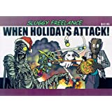 Sluggy Freelance: When Holidays Attack! (Book 3)