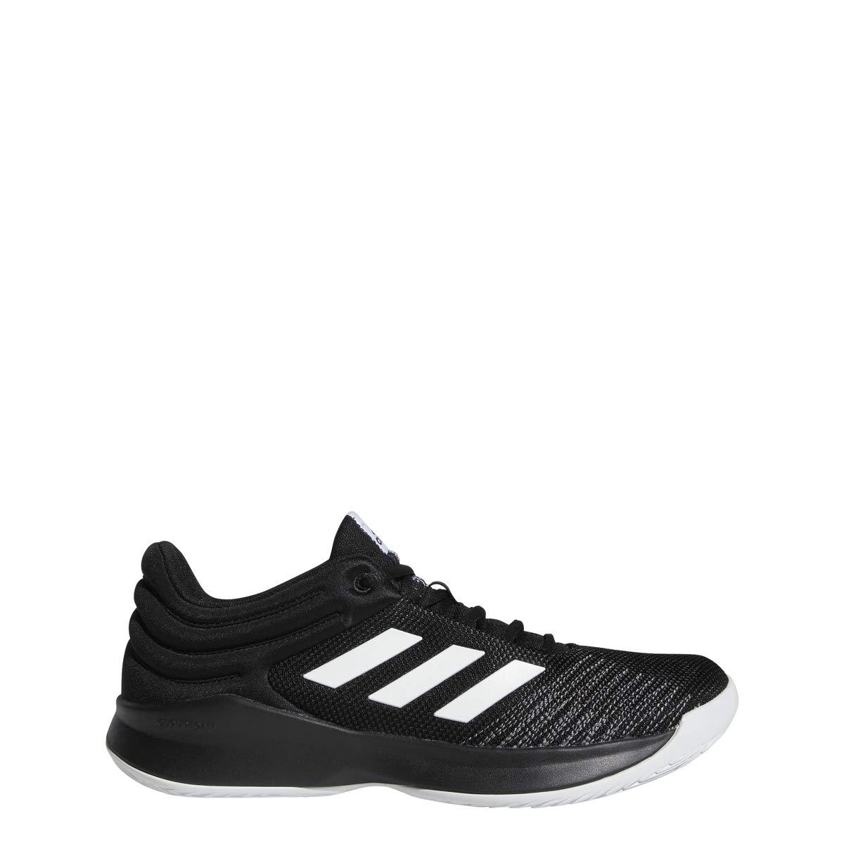 Galleon Adidas Mens Pro Spark Low 2018 Basketball Shoe Black