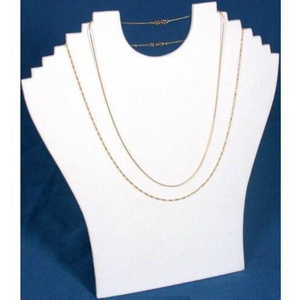 6 Tier Display Chain Bust Necklace Holder 61-1W
