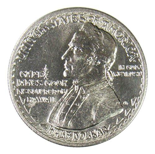1928 Hawaii Silver Half Dollar Commemorative 50¢ Gem BU RARE! ()