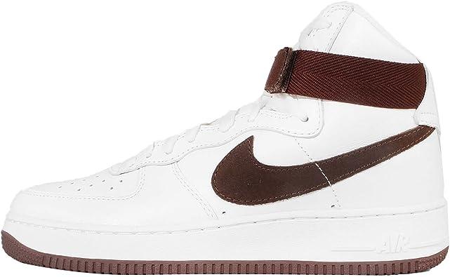 Nike Air Force 1 Hi Retro QS, Chaussures de Handball garçon