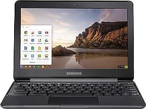 Samsung Chromebook 3 4 GB RAM 16GB eMMC 11.6 Inch Laptop (Black) (Renewed)