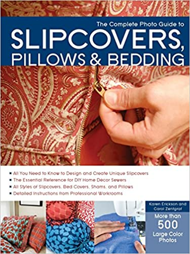 >FB2> The Complete Photo Guide To Slipcovers, Pillows, And Bedding. toner buscador eight complete Circuit carry