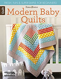 Modern Baby: Easy, Fresh, and Fun Quilt Designs: That Patchwork ... : modern baby quilt patterns - Adamdwight.com