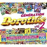 Génération Dorothée Vol.2 (Coffret 3CD + 2DVD)
