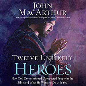 Twelve Unlikely Heroes Audiobook