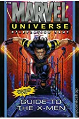The Marvel Universe Roleplaying Game: Guide to the X-Men Hardcover