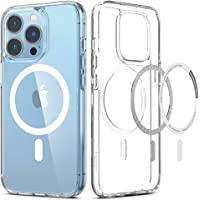 Spigen Ultra Hybrid Mag Hoesje Compatibel met iPhone 13 Pro -Wit