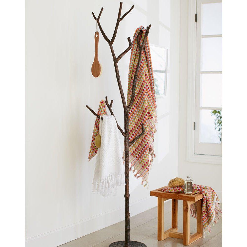 Amazon.com: Perchero rama de árbol – 18 W x 11,5 D x 72 h ...