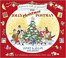 Image result for postman jolly christmas