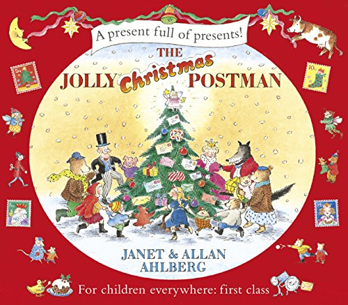 The Jolly Christmas Postman. Janet and Allan Ahlberg