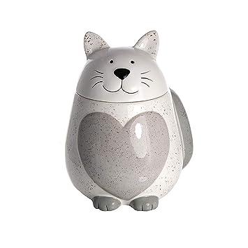 Hedgehog Salt /& Pepper Pots in Classic White Porcelaine Novelty Christmas Gift