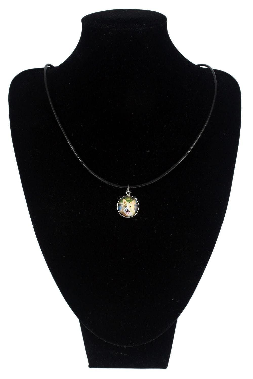 Handmade Photo Jewelry Art Dog Ltd Necklace for People who Love Dogs Welsh Corgi