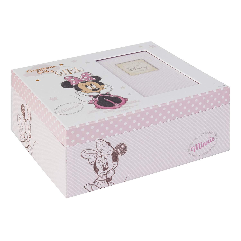 Disney Baby Magical Beginnings Keepsake Box Minnie Mouse Baby Girl