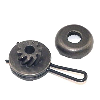 Amazon.com: YunShuo Kickstart Pinion Set for 1PE40QMB JOG MINARELLI 50cc 2-Stroke Moped Scooter 50cc: Automotive